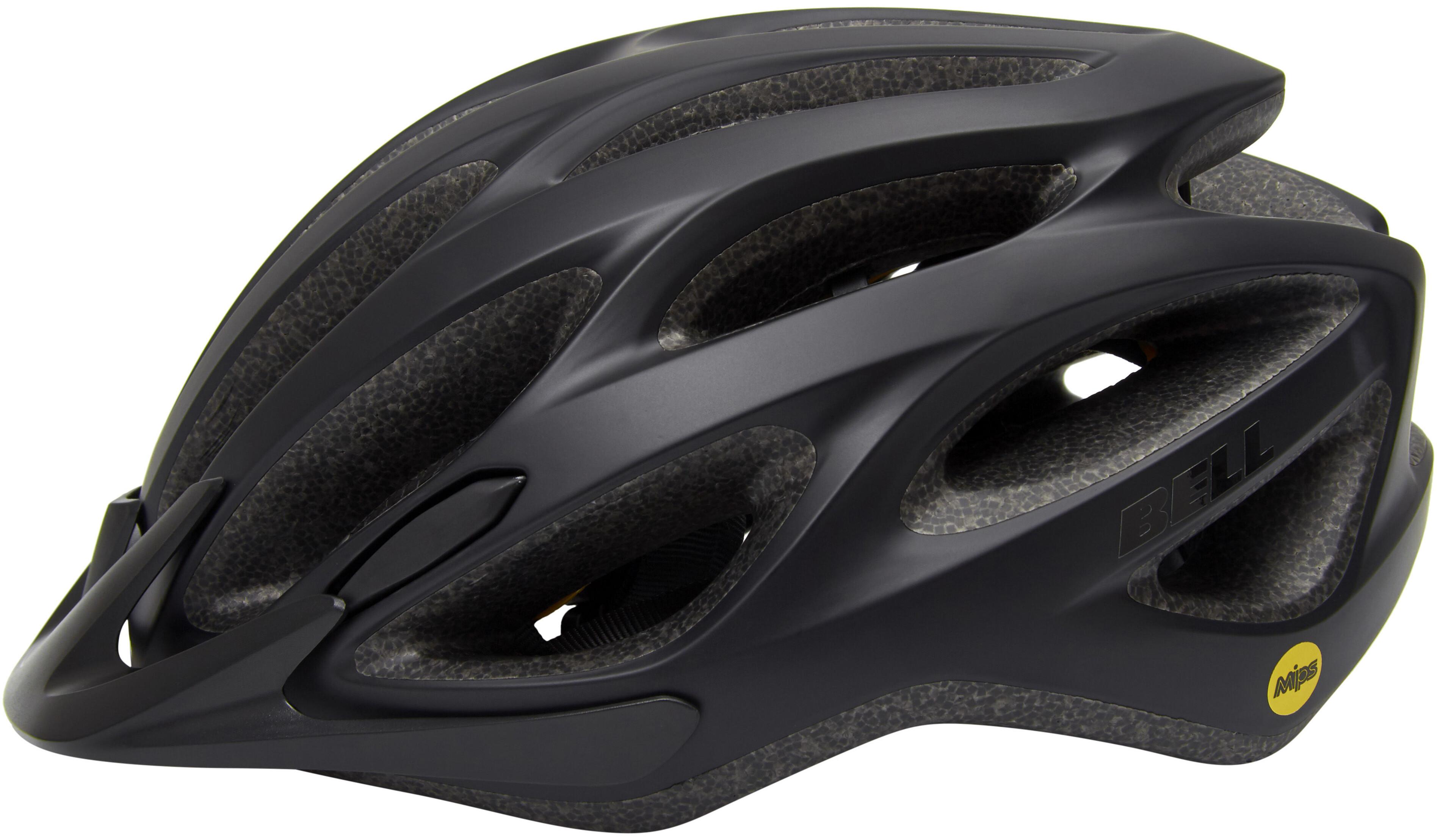 bell traverse mips bike helmet black at. Black Bedroom Furniture Sets. Home Design Ideas